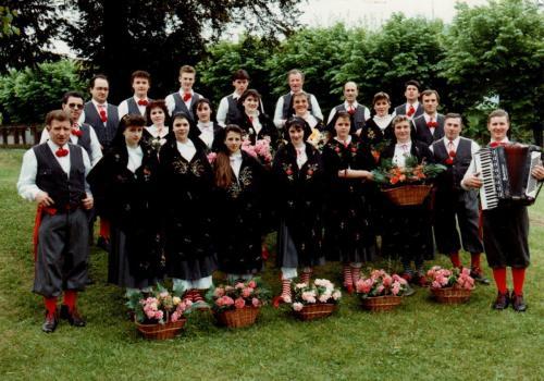 1988 - Scatti ufficiali