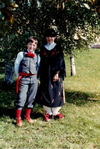 1991 - Fabio e Betty