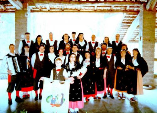 1998 - Scatti ufficiali