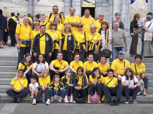 2010 - Lourdes - Francia