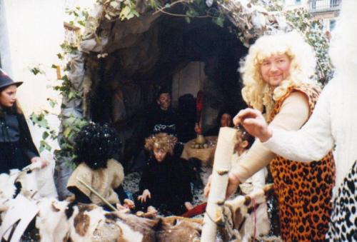 Cavernicoli...
